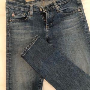 Adriano Goldschmeid skinny jeans size 26R.